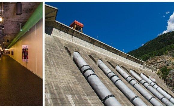 Revelstoke Dam, Revelstoke