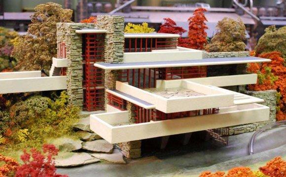 Miniature Railroad & Village