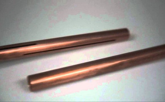 Copper Tube And Magnet