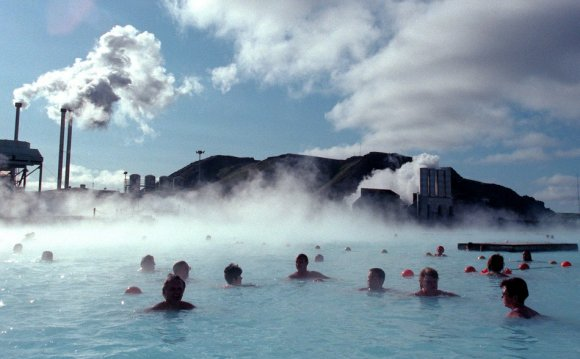Iceland Is Pushing Geothermal