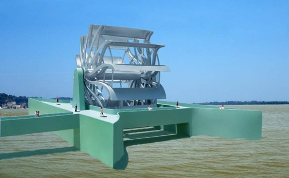 Great River Turbine