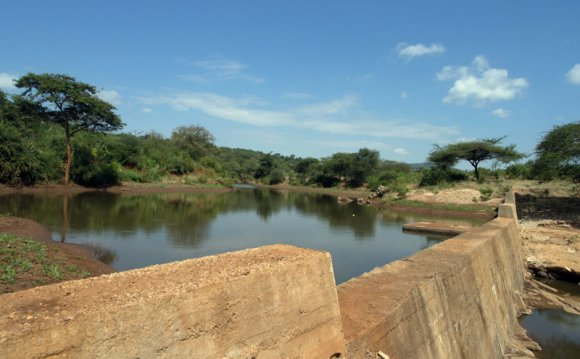 See recent water projects and