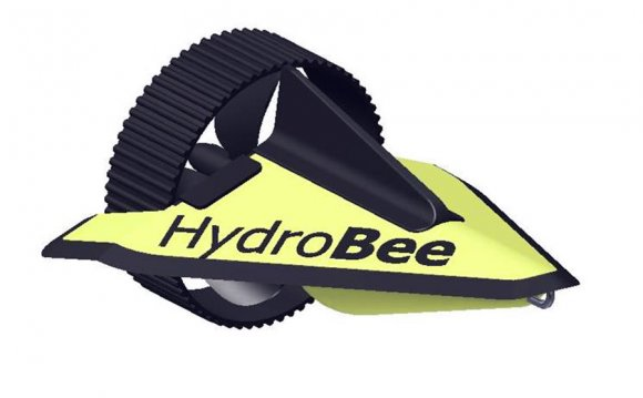 The Hydrobee: USB Power from