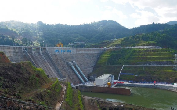 Hydropower projects from