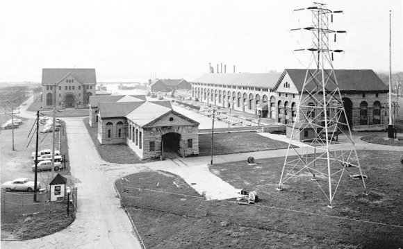 Niagara Falls History of Power