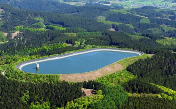 Pumped Hydroelectric Storage: