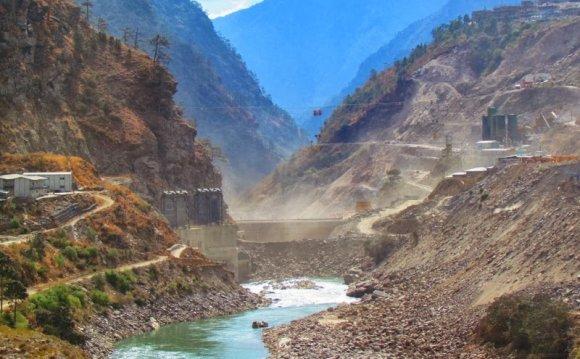 Punatsangchhu-I Hydroelectric