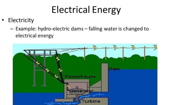 Hydro-electric dams