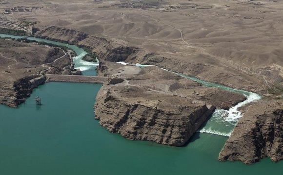 #17 The Kajaki Dam What A