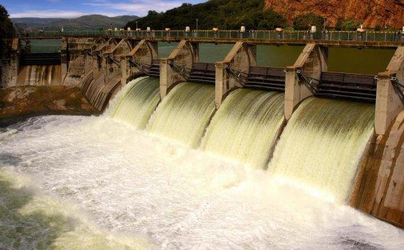 Hydropower dams provide a