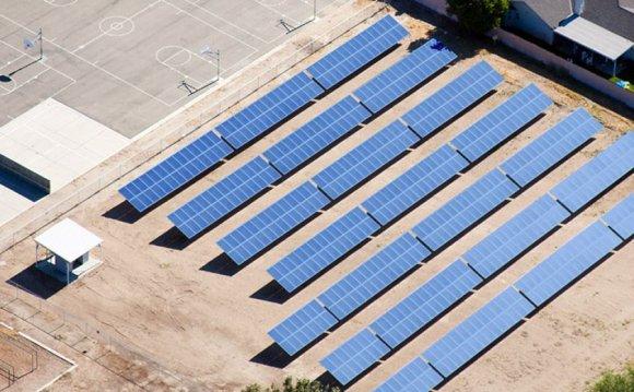 Worldwide renewable energy