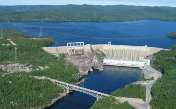 Canada hydroelectricity