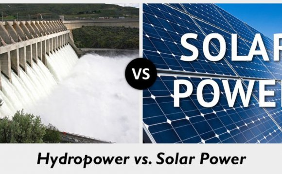 Difference between Hydel and hydro power plants
