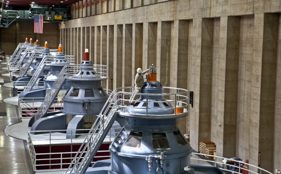 Hydroelectric power generators