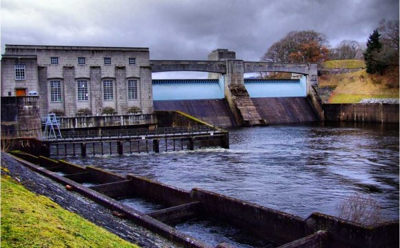 Hydroelectric power Scotland