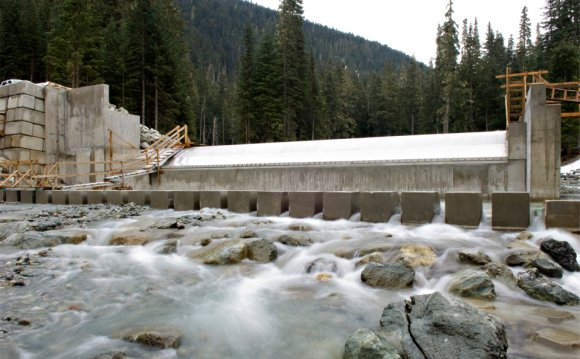Run of River Hydroelectric project