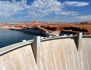 Hydroelectric Power from the Hoover Dam | No Power Without Water