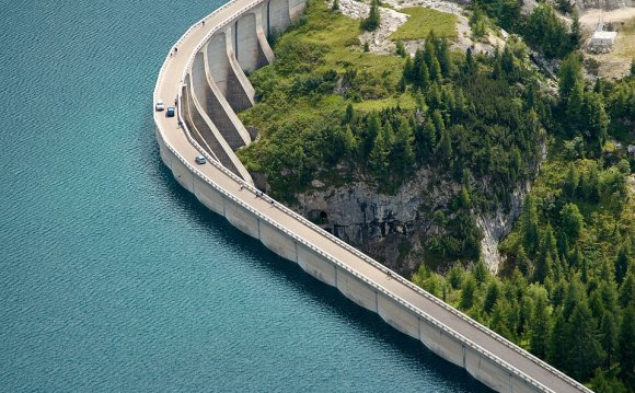 Good things about hydroelectric power