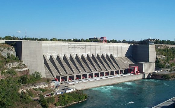 Hydroelectricity power