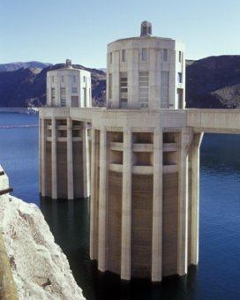 Nevada Intake Towers
