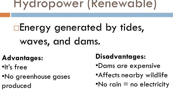 Advantages of Hydropower renewable energy