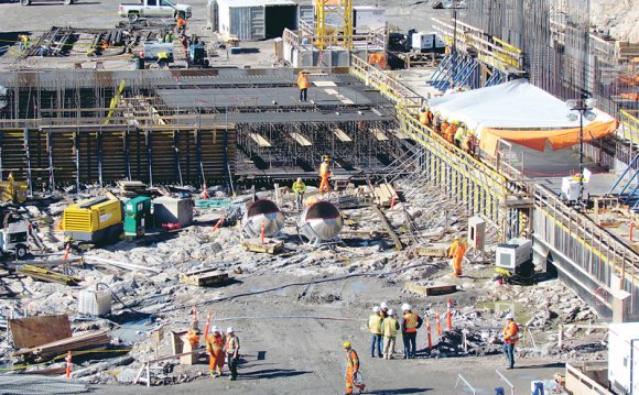 Muskrat Falls Hydroelectric project