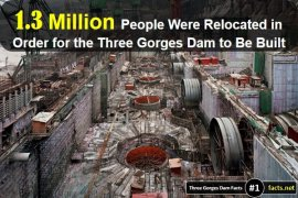 Three Gorges Dam Facts # 1