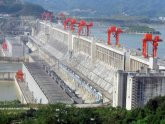 China hydroelectric power