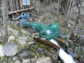 Home hydroelectric power Kits