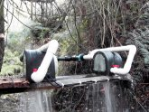 How to make water turbine at home?