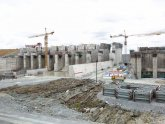 Hydropower dam Construction