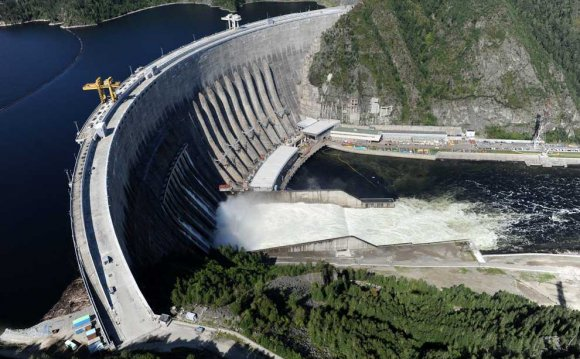 Largest hydroelectric power plant in the world